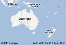 GIRAS AUSTRALIANAS