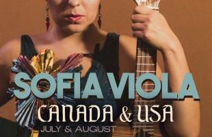 SOFIA VIOLA CANADA - USA